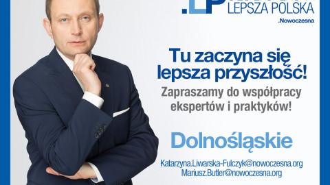 """Sieć Ekspercka """"Lepsza Polska"""" Nowoczesnej rozpoczęła w naszym regionie intensywnie działanie."""