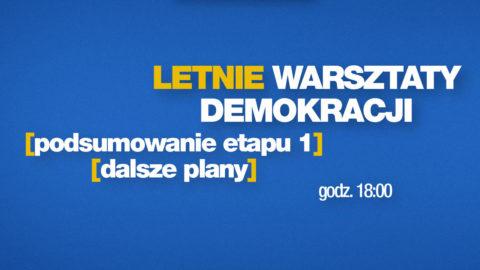 NA ŻYWO: LWD Dzień 13.