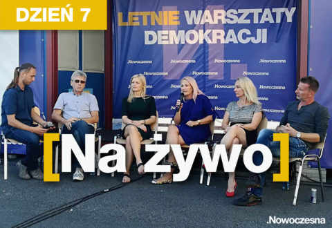 Bilans 2 lat rządów Andrzeja Dudy – DZIEŃ 7 Letnich Warsztatów Demokracji
