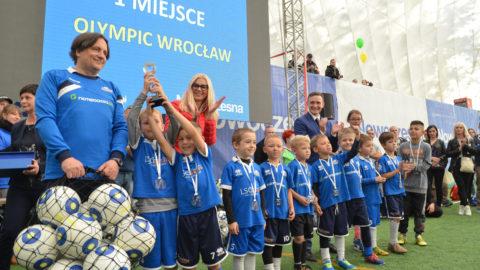 Młodzieżowy turniej u Puchar Przewodniczącego Rregionu Nowoczesnej