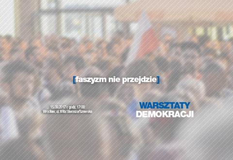 Faszyzm nie przejdzie – WD dzień 34.
