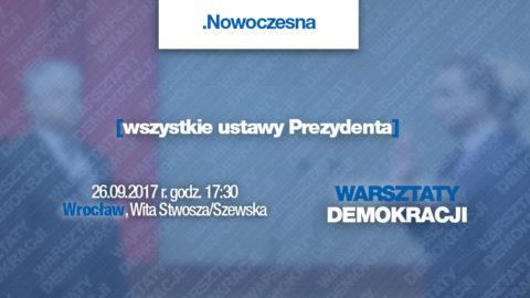 Wszystkie ustawy Prezydenta – Warsztaty Demokracji dzień 40.