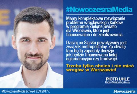 Uhle: Zielone Światło Dla Wrocławia to kompleksowe rozwiązanie
