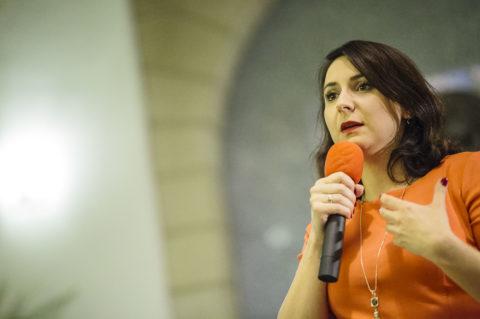 Spotkanie z Kamilą Gasiuk-Pihowicz