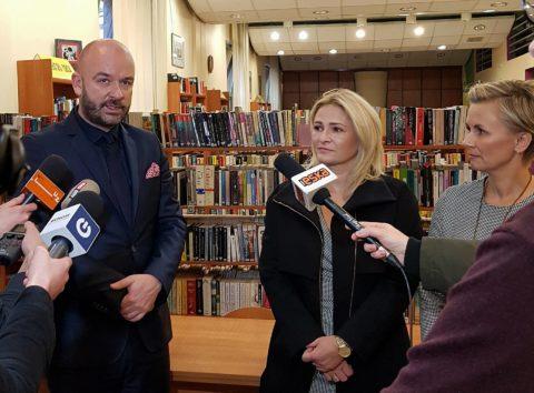Punkty Karmienia Piersią we Wrocławskich bibliotekach