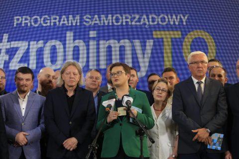 Nowoczesna wskaże kandydatów Koalicji Obywatelskiej na prezydenta we Wrocławiu, Świdnicy i Lubinie