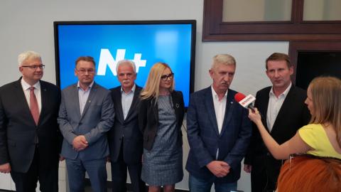Wzmocnienie sił demokratycznych w Sejmiku – nowy klub Nowoczesna+