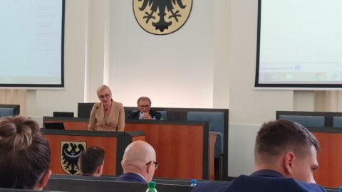 Sejmik Województwa Dolnośląskiego apeluje o ogłoszenie klimatycznego stanu wyjątkowego